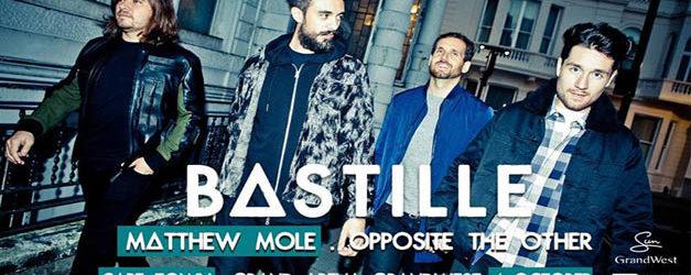 Win Bastille Tickets