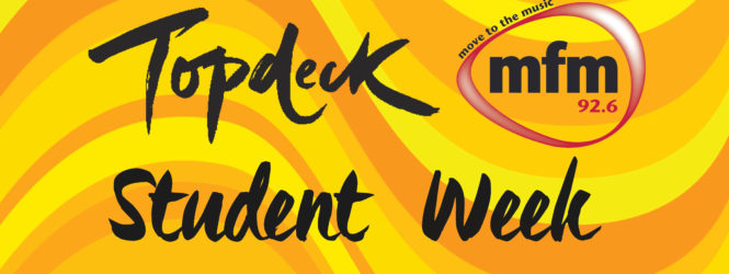 MFM Student Week brought to you by Topdeck Travel