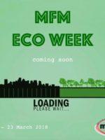 MFM Eco Week 2018